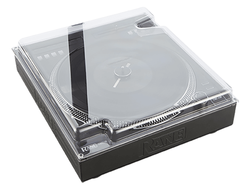 Image of a RANE12 DJ Turntable cover