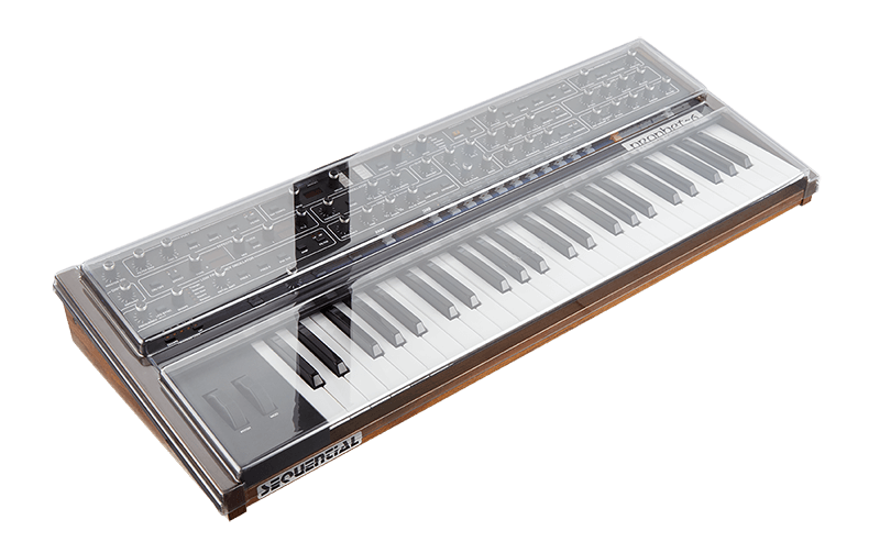 Image of a PROPHET6 Producer Synthesizer cover