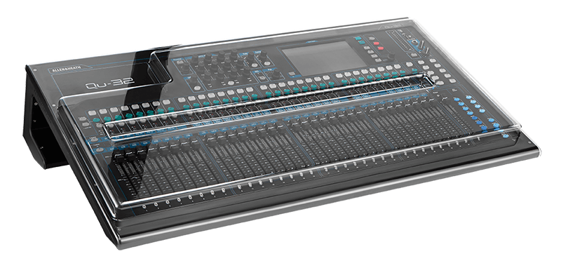 Image of a QU32 Pro Audio Mixing Desk cover