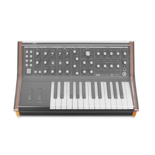 DECKSAVER MOOG SUBSEQUENT 25 / SUB PHATTY COVER